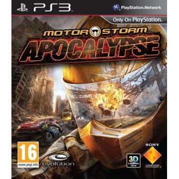 MotorStorm Apocalypse (Lietota)
